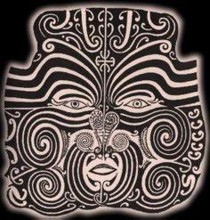 Design Patterns   Maori Tribal Patterns