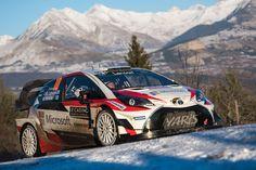 Rallye Monte Carlo 2017 Shakedown (Foto: Red Bull Content Pool)