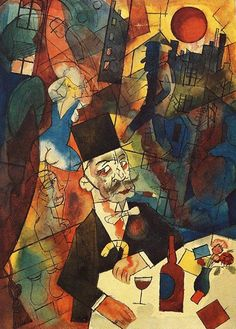 Caricature: George Grosz- The Hanging Judge of Art - AnimationResources.org - Serving the Online Animation Community
