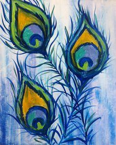 easy acrylic painting ideas for beginners on canvas - google
