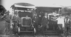 Picture of / about 'Cooktown' Queensland - Railway carriages at the Cooktown Railway, Queensland, 1929 Rail Car