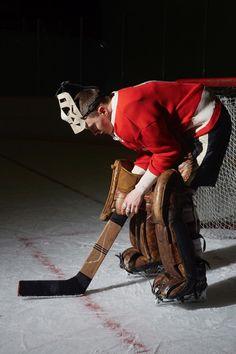 'Goalie' Hits Movie Screens in March - Legendary Terry Sawchuk Biopic Pro Hockey, Hockey Goalie, Field Goal Kicker, Canada Hockey, Hockey Training, Hockey World, Hockey Gifts, Hits Movie, National Hockey League