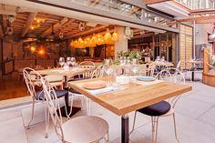 Mariela #Madrid #restaurantesenMadrid #restaurantesdemoda #terraza #lasmejoresterrazas