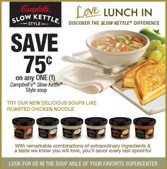 Love Lunch In - Discover the Slow Kettle® difference Roasted Chicken, Kettle, Lunch, Breakfast, Food, Baked Chicken, Pour Over Kettle, Morning Coffee, Tea Pot