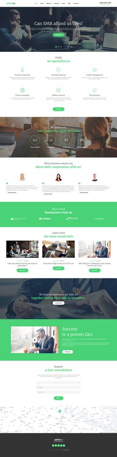 Financial Advisor Responsive WordPress Theme http://www.templatemonster.com/wordpress-themes/financial-advisor-responsive-wordpress-theme-58672.html