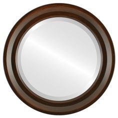 Wall Mirror Choose Your Custom Size - OS, Alexandria White wash Wood - White Washed (Outer Size: 32 Inches X 56 Inches), Amanti Art Round Wall Mirror, Beveled Mirror, Round Mirrors, Framed Mirrors, Circle Mirrors, Victorian Frame, Custom Mirrors, Home Decor Trends, Shabby Chic Furniture