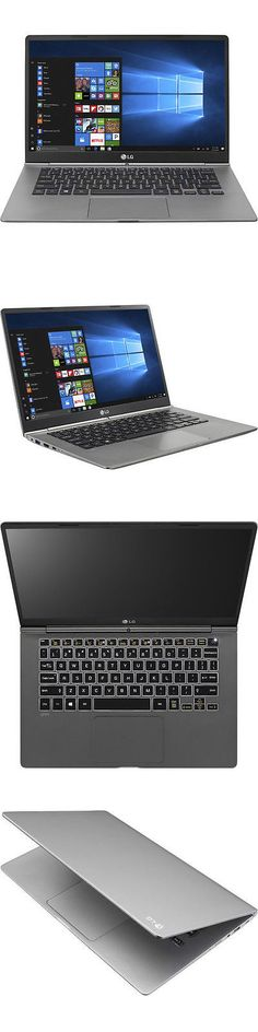Computers Tablets Networking: Lg Gram Laptop 14 Intel Core I7, 8Gb Ram, 512Gb Ssd And Windows 10 Platform, Gray -> BUY IT NOW ONLY: $1299.99 on eBay!