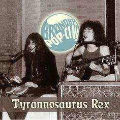 Image result for unicorn t.rex album covers