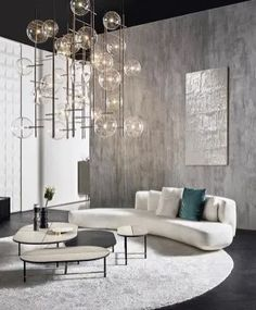 43 modern glam living room decorating ideas 5