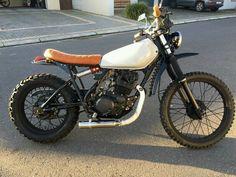Custom XT250 1981 Scrambler