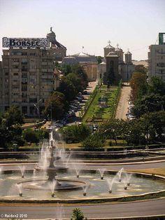 dealul patriarhiei - Căutare Google Bucharest, Mansions, House Styles, Google, Home Decor, Decoration Home, Room Decor, Fancy Houses, Mansion