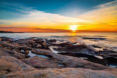 Black Point in Narragansett   beautiful rocky coast   40-50 min drive