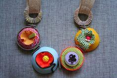 Dulzura - Necklace by VeruDesigns, via Flickr