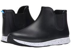 Native Shoes Apollo Rain Jiffy Black/Shell White/Black