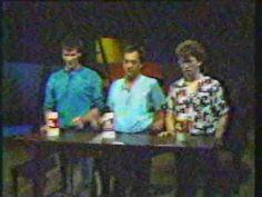 """Origins of the Cup Game: Rich Mullins, """"Screen Door"""" (a capella)"""