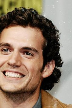 Henry Cavill | Truly devoted to his career! So sympathetic!
