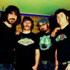 Artvilés: Capitán Cavernícola Blues Band