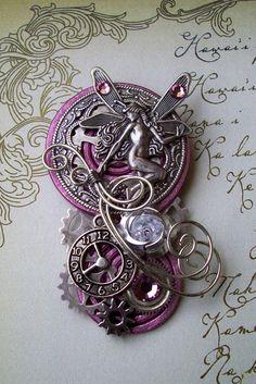 steampunk fairy