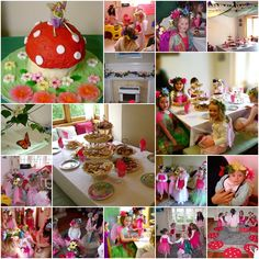 Greatfun4kids: Fairy Party (with Printables)