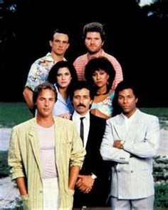 Miami Vice cast..if you really know me you know which character was my favorite!