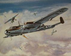 Roy Cross - Dornier 17 E/F