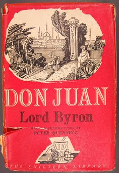 Don Juan, Lord Byron - Essay