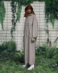 Rain's timeless garments will be with you for many seasons to come 😍 #jessimara Waterproof Fabric, Long Jackets, Taupe, Duster Coat, Shop Now, Rain Jacket, Casual, How To Wear