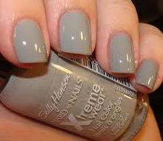 my absolute favorite nail polish color. ESPECIALLY for Fall/Winter.