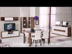 Berke Mobilya Yemek Odası Takımları  Modern ve avangarde 2014 tasarım salon modelleri http://www.berkemobilya.com.tr/yemek-odasi-takimlari
