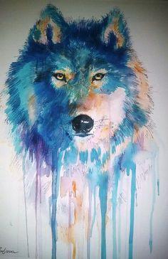 Watercolors woolf