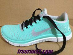 Nike Free 3.0 V4 Tropical Twist Reflective Silver Pro Platinum Black Lace Tiffany Blue Cheap Nike Frees 2013 Shoes