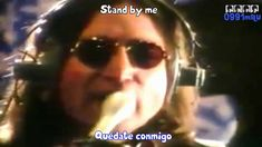 Stand By Me-John Lennon(subtitulado en ingles y español)[with lyrics] John Lennon, My Favorite Music, My Favorite Things, Songs To Sing, Popular Videos, Yoko, Stand By Me, The Beatles, Youtube