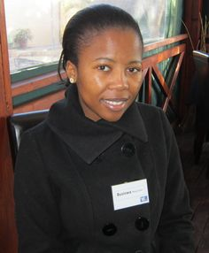 Busiswa Nxazonke (24) – Bachelor of Business Administration in Finance and Investments from CIDA City Campus  (A+, N+)   Busiswa is an outspoken individual who enjoys change.  Whilst being strong on numbers, she also describes herself as a people person, emphasizing her broad field of interest and experience. Busiswa is looking to gain experience in business and utilise her IT and project management skills.  She is highly professional and focuses on the factual information available.