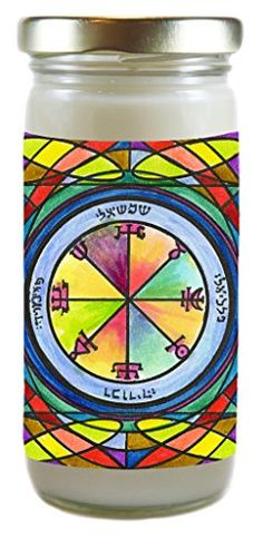 King Solomons Seal 2nd Pentacle of the Sun Serves to Repress Those Who Oppose the Owner's Wishes 8 Ounce Scented Soy Meditation Prayer Candle Artisan Courtyard http://www.amazon.com/dp/B010OI2EKG/ref=cm_sw_r_pi_dp_oh4Kvb1MNKXQA