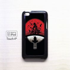 Uchiha Clan AR for apple case iPod 4/iPod 5
