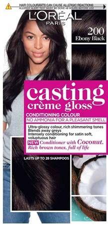 الوان صبغة لوريال كاستينج بدون امونيا و مميزاتها Loreal Casting Loreal Casting Haircolor Lorealpari Hair Color Reviews No Ammonia Hair Color Black Hair Dye