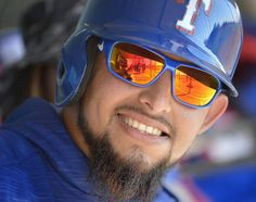 Texas Rangers second baseman Rougned Odor during spring training in Surprise, Ariz.