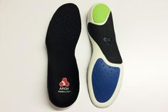 Align Footwear Arch Mobility Insoles