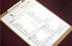 Quilted Steakhouse Menus : Kay Bros Barbecue Branding