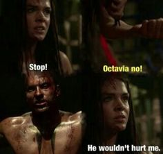 Octavia and Lincoln <3