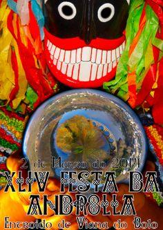 Entroido Viana do Bolo 2014 Carnaval
