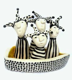 |  http://pinterest.com/toddrsmith/boards/  | - The wonder of Anne Maree Gentile - AmUsing Clay  :) - [ #S0FT ]