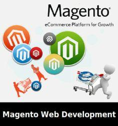 Rise on Web design website in magento e-commerce