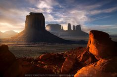 """Monumental - Monument Valley, Utah. See more of my work:  <a href=""""http://www.eveningphotography.com"""">My Website</a> 