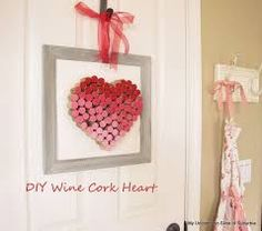 Image result for valentine's day clothespin wreath