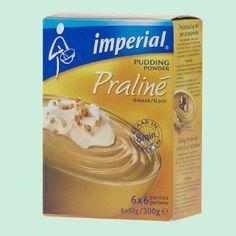 IMPERIAL poudre pudding praliné 6 x 50 g