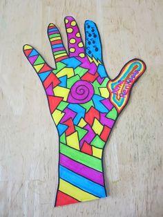 Back to School Art Ideas