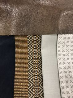 2017 New Fabrics | Let us customize your next room! Ask us about our in home design consultation today.