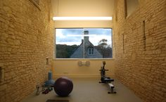 Barn Conversion, Gloucestershire  Projects | Hoare Lea Lighting | Specialist lighting design consultancy