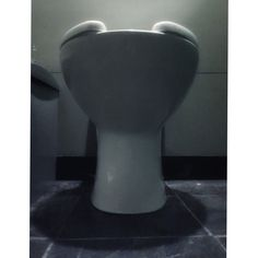 """Szuszi Loo, a toilet from her potty4porcelain typology on instagram. """"It's more about form than function."""" https://www.instagram.com/potty4porcelain/"""